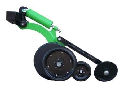 Conjunto rueda compactadora intermedia brazo SD y SDA