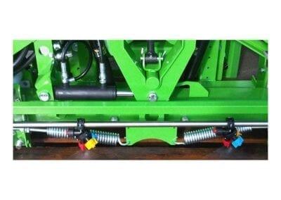 Corrector de pendiente y bloqueo hidráulico SH