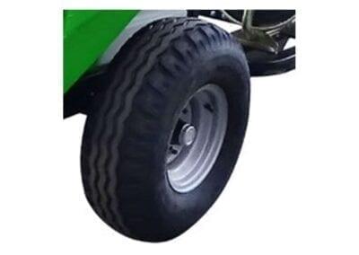 Eje de rueda bajo