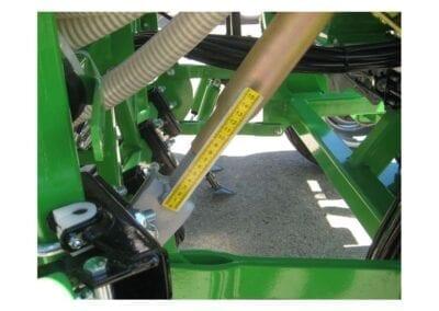 Escala control de profundidad tren de siembra