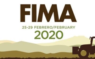 Despliegue de maquinaria agrícola SOLANO HORIZONTE en FIMA 2020
