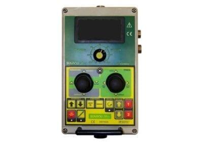 Mando de control MIX con potenciómetro