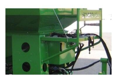 Montaje directo a circuito hidráulico tractor