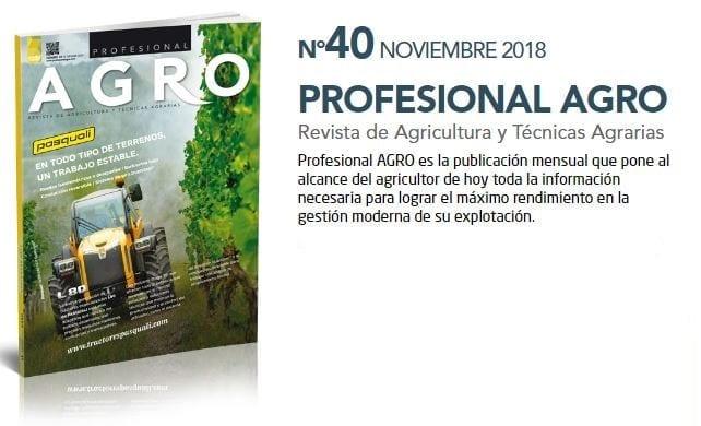 Los pulverizadores ELEGANT en PROFESIONAL AGRO