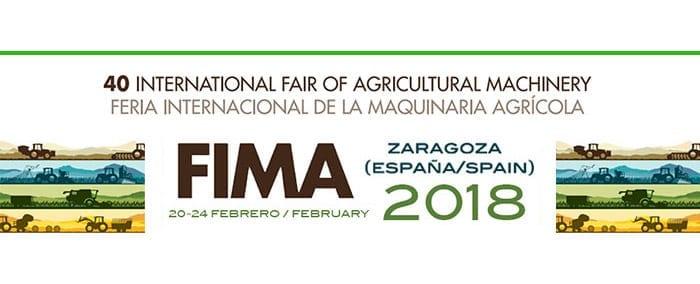 Solano Horizonte llevará a FIMA (Feria internacional de maquinaria agrícola) 2018 un gran despliegue de novedades