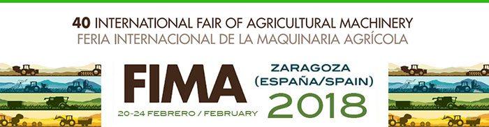 FIMA 2018 - Feria Internacional de la Maquinaria Agrícola
