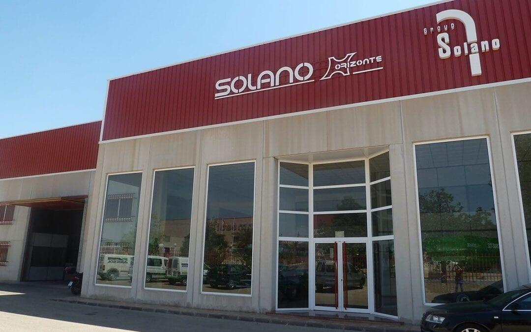 Curso de formación de recolectores previo a la campaña de almendra impartido por SOLANO HORIZONTE a sus distribuidores