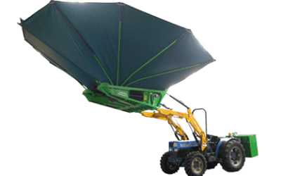Maquinaria Solano Horizonte en la Jornada Técnica de mecanización sostenible del olivar