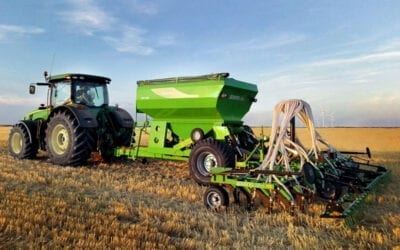 Sembradora de siembra directa SOLANO HORIZONTE; última tecnología al servicio del agricultor